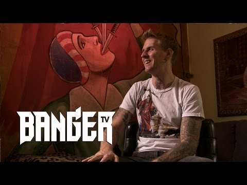 MASTODON drummer Brann Dailor interviewed on his prog influences in 2010 | Raw & Uncut