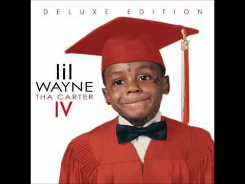 Lil Wayne- Up Up and away CDQ (clean)