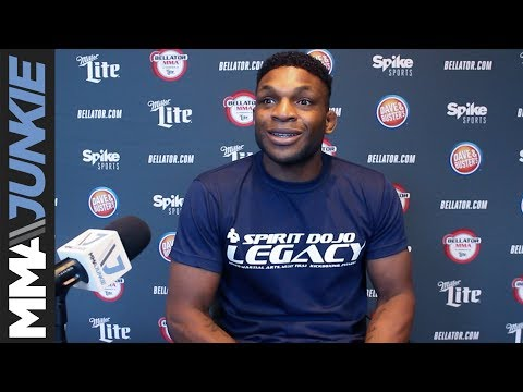 Bellator 183: Paul Daley full pre-fight interview