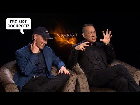 Tom Hanks Thinks Anyone Can Imitate Ron Howard | SAYS Celeb Chat