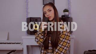 Ariana Grande, Social House - boyfriend (Versión En Español) Laura Buitrago (Cover)