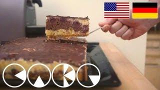 DONAUWELLE Rezept --- DONAU WAVE CAKE Recipe