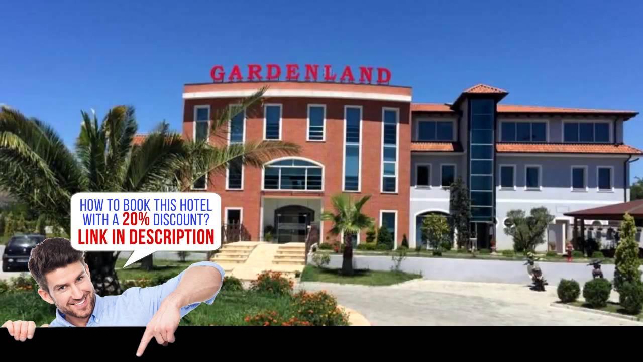 Gardenland Resort, Shkodër, Albania, HD Review   YouTube