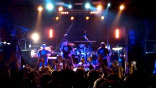 P O D   Youth of the nation 17 октября P O D Drowning Pool Live @ Бинго, Киев