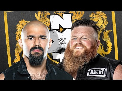 Rampage Brown vs Dave Mastiff | WWE NXT UK | Reaction