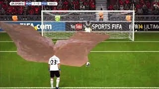 The 15 Funniest FIFA Glitches in the Game's History