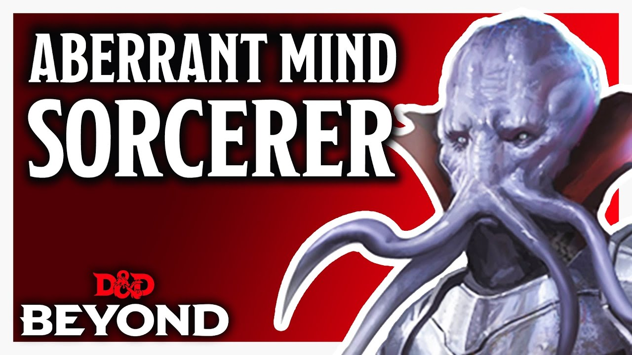 Aberrant Mind Sorcerer in Unearthed Arcana | D&D Beyond