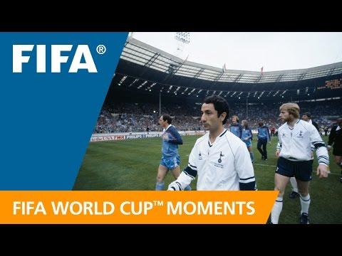 World Cup Moments: Osvaldo Ardiles
