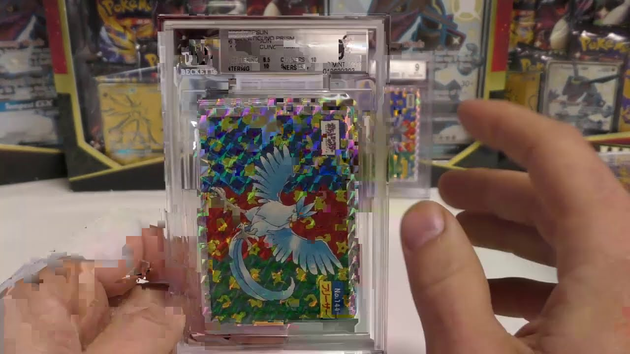 A BGS Return - Pokemon TOPSUN + 1ST EDITION WOTC Holos !!!