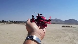 JXD 392 Quadcopter Drone: Camera Leveling