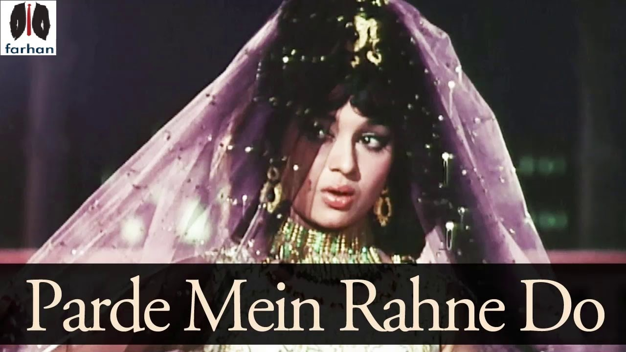 Asha Bhosle - Parde Mein Rehne Do - video dailymotion