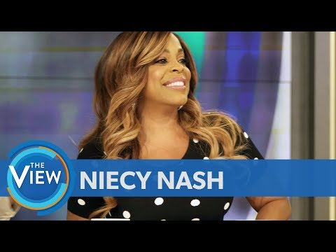 Niecy Nash On Playing A Sexy Character On 'Claws,' WakandaThemed Anniversary & More