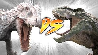 I-REX VS V-REX [Who Would Win?]