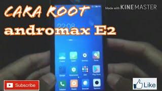 Cara ROOT smartfren andromax E2