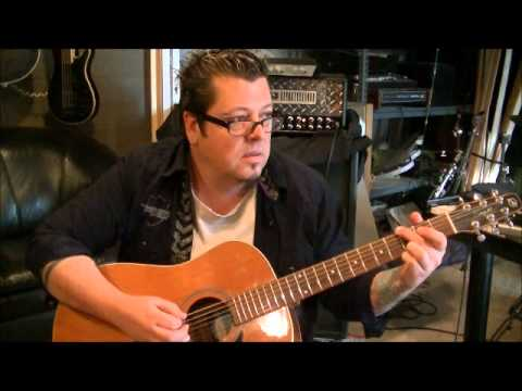 How to play Pinch Me  Bare Naked Ladies on guitar  Mike Gross