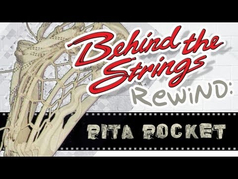 The Pita Lacrosse Pocket History, Theory, Pros & Cons : Behind The Strings
