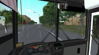 Omsi2 Чистогорск маршрут 116