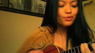 "Melissa Polinar ""Beyond The Blue Horizon"" (Cover - on Ukulele)"