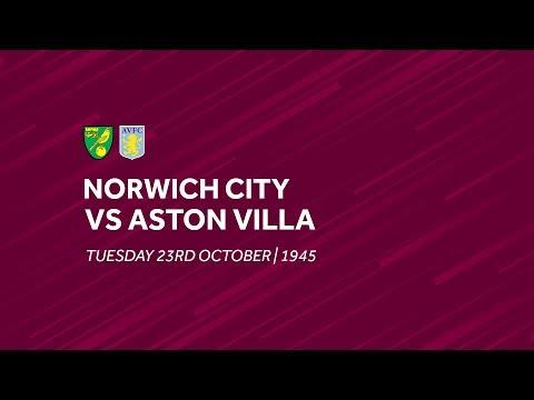 Norwich City 2-1 Aston Villa | Extended highlights