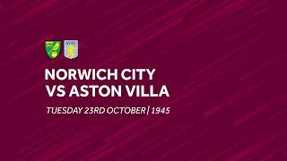 Norwich City 2-1 Aston Villa | Extended highlights