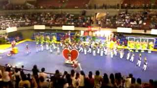 DiCNHS MARCHING BAND Araw ng Davao del Sur Champion