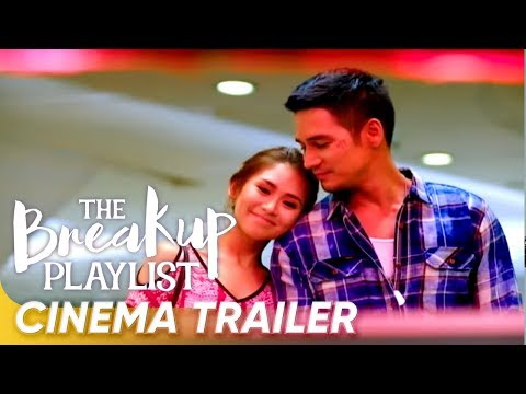 Cinema Trailer | 'The Breakup Playlist' | Piolo Pascual and Sarah Geronimo