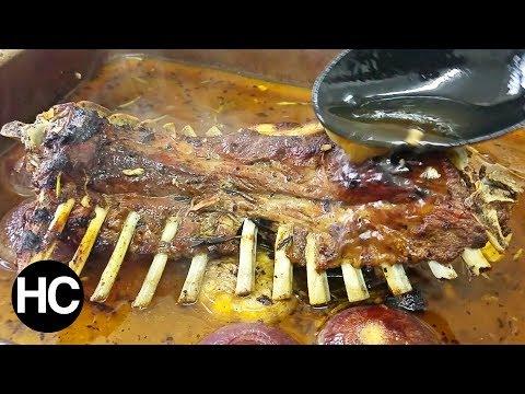 MMMM SLOW COOKED LAMB - Halal Chef