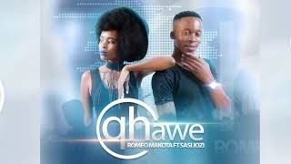 Romeo Makota - Qhawe (Audio) ft. Sasi Jozi