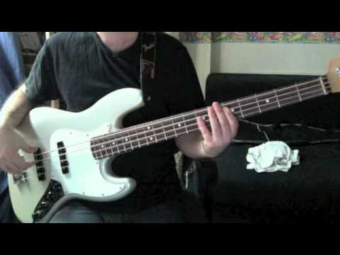 [Bass Cover] Rikki don't lose that number - Steely Dan