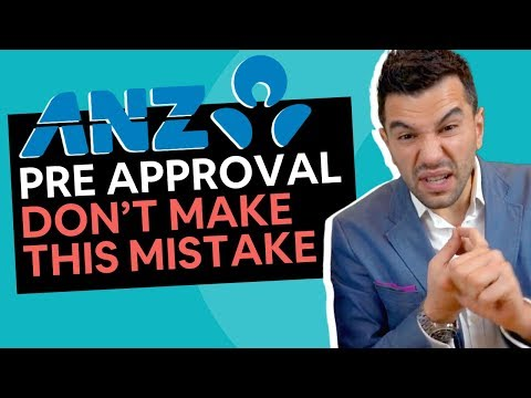 ANZ Bank Pre Approval Mortgage [The Definitive Guide]