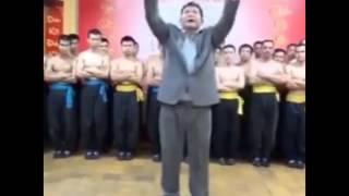 Võ sư Huỳnh Tuấn Kiệt và màn biểu diện khiến người TQ phải nể phục