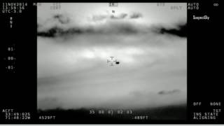 Suspect Sky - Chilean Navy Releases UFO Footage in Infrared