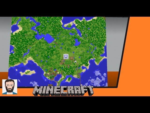 ▷ Minecraft: How to Make A Map Wall - Tips and tricks