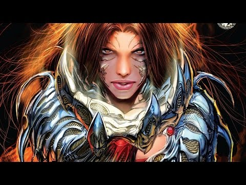 BREAKING: Witchblade Coming to TV