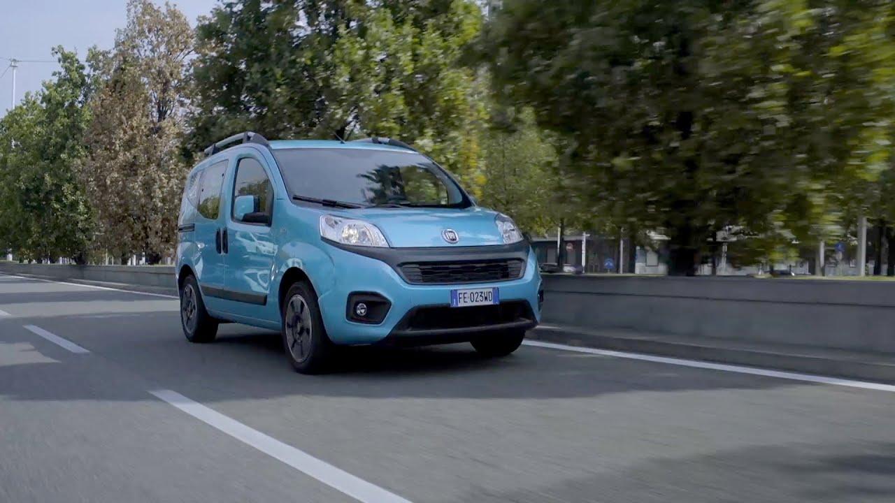2017 Fiat Qubo  YouTube