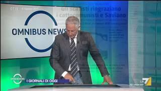 Omnibus News (Puntata 06/08/2017)