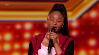The X Factor UK 2018 Aaliyah Robinson Auditions Full Clip S15E03