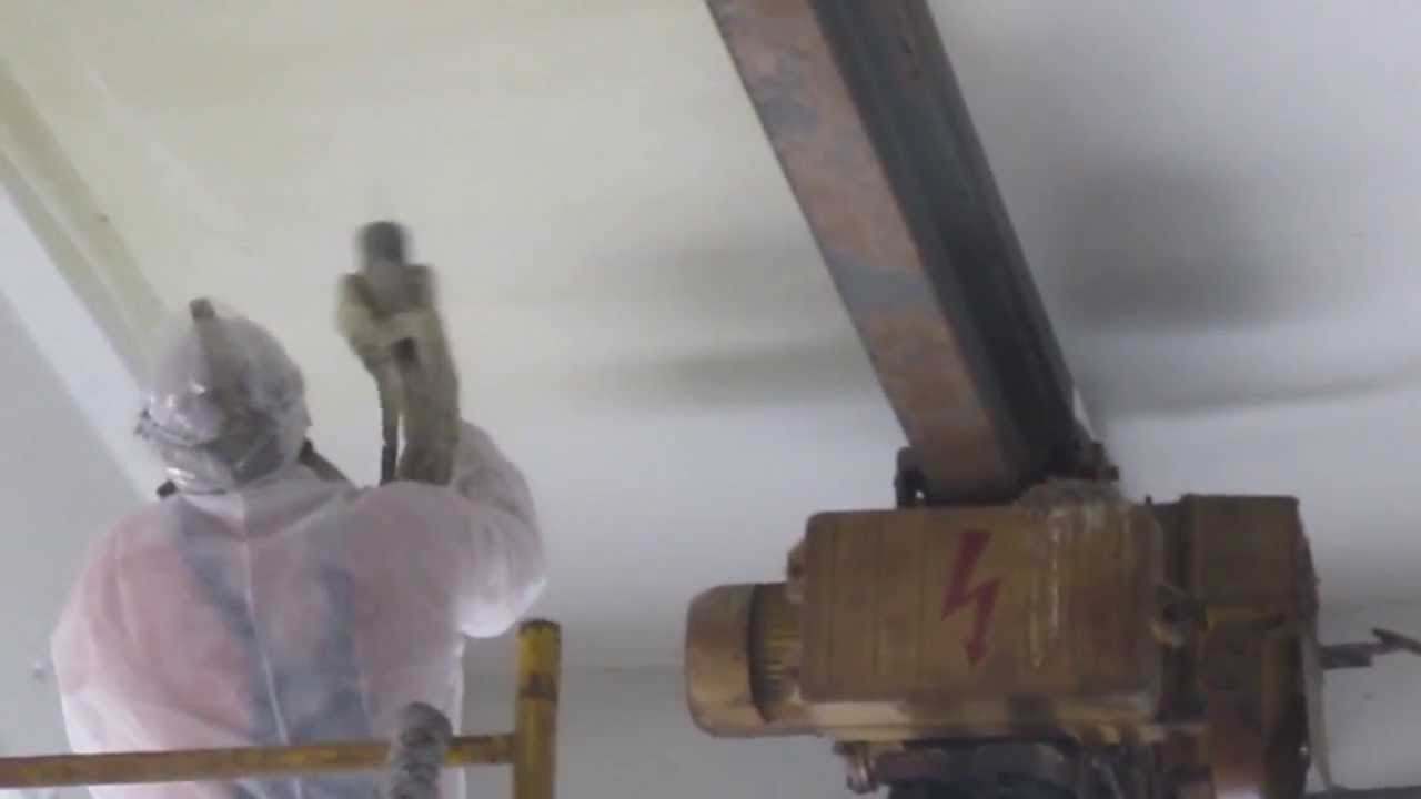 Утепление бетонных стен изнутри в Воронеже - YouTube