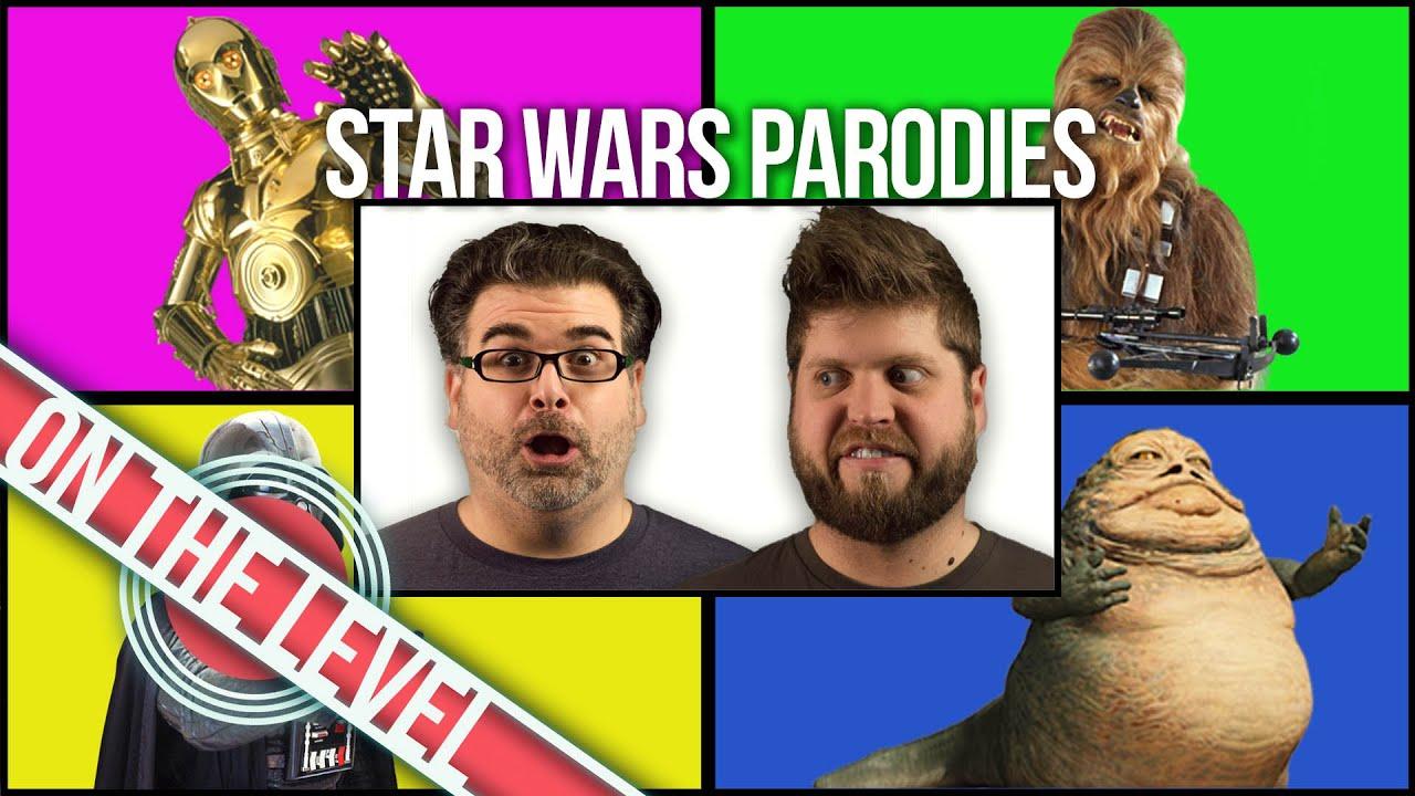 Parody Wars Star Weird Al