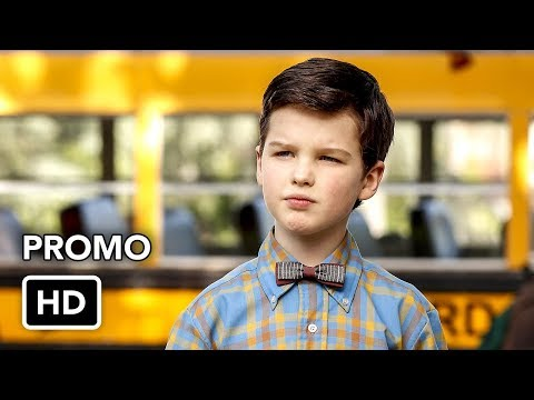 Young Sheldon (CBS) Promo HD - The Big Bang Theory Prequel Spinoff