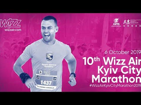 10th Wizz Air Kyiv City Marathon