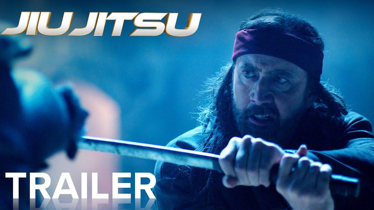 JIU JITSU | Official Trailer [HD] | Paramount Movies