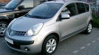 видео На что обратить внимание при покупке Nissan Note