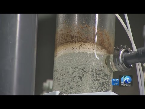 Treatment process turns wastewater into drinking water