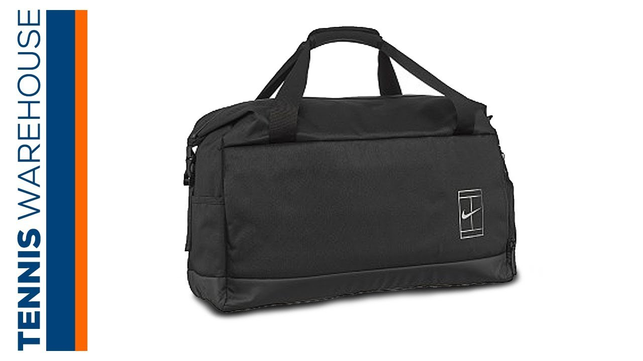 Nike Court Advantage Tennis Duffel Bag - YouTube e318137ba