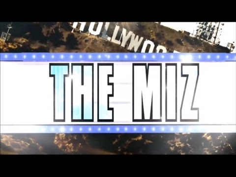 WWE The Miz Theme Song & Titantron 2017