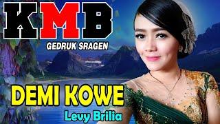 DEMI KOWE  ( Pendhoza )  Cover  Levy Brilia  KMB MUSIC