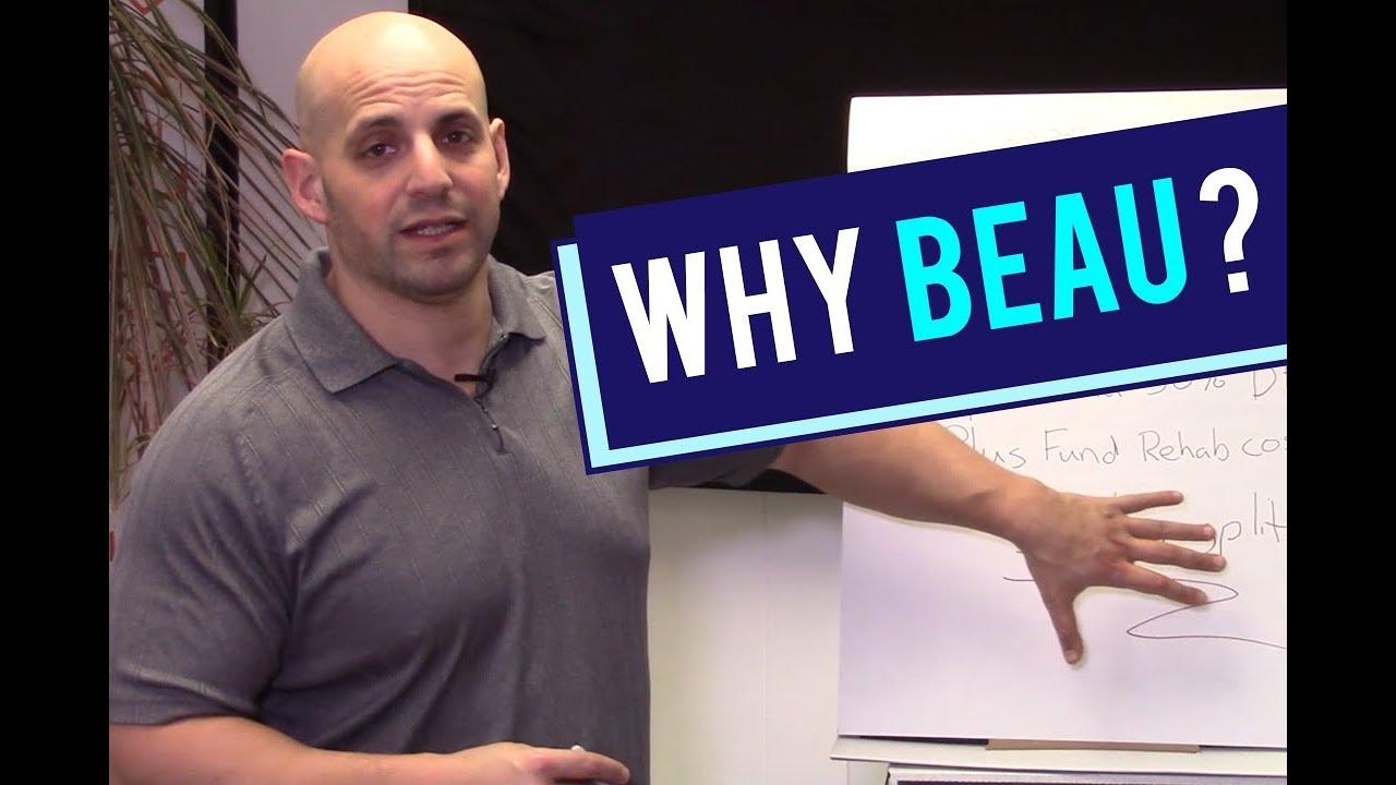 Why Beau?
