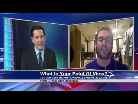 Jordan DESTROYS North Dakota TV Anchor on DAPL