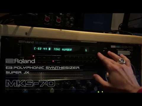 Roland MKS- 70 Tones exploration